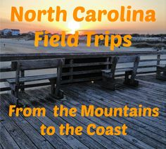 Our Life- Home and School: North Carolina Field Trips #homeschool #NC #FieldTrips