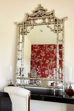 Chinoiserie Chic...Inspiration to use the Amy Howard at Home Gilding supplies