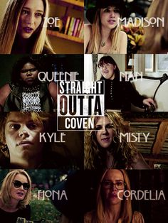 Coven<<<I thought it was Naan