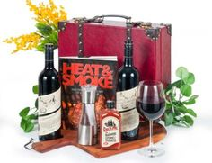 Image for Smokin BBQ with Pepperjack from Total Office National Hampers, Wine Rack, Bbq, Image, Home Decor, Barbecue, Bottle Rack, Decoration Home, Barbecue Pit