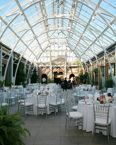 Orangerie at Tower Hill botanic garden - Pssst hey this is where prom is. I'm gonna dance with you here. c: