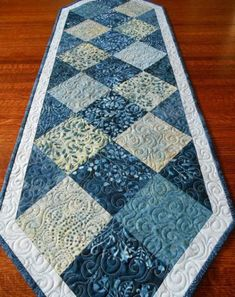 17 Best ideas about Table Runner