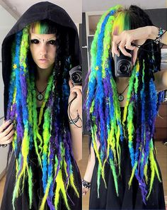 Psychara. dreads by LS seven  That is meee :D