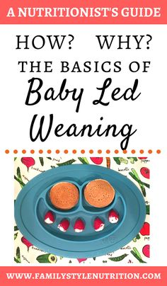 Find out all about Baby Led Weaning from a nutritionist and mother of two baby led weaning babies. Whether you're about to start solids, or pregnant and planning for the future, this post is for you. Kids Nutrition, Nutrition Tips, Baby Food Recipes, Whole Food Recipes, Baby Hacks, Baby Tips, Starting Solids, Baby Led Weaning, Healthy Kids