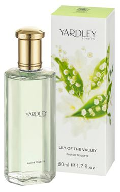 Lily Of The Valley Yardley perfume - a new fragrance for women 2015