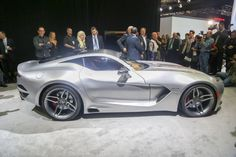 3 Weird Debuts from the 2016 Detroit Auto Show