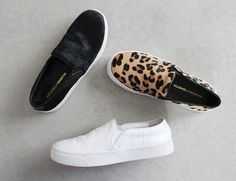 canvas slip on sneakers Trendy Womens Sneakers, Womens Fashion Sneakers, Womens High Heels, Fashion Shoes, Net Fashion, Ankle Boots, Shoe Boots, Baskets, Minimal Classic