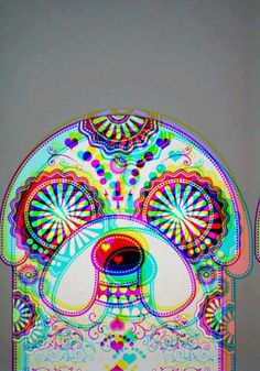 Trippy Jake The Dog Adventure Time Glitch Art, Vaporwave, Adventure Time, Land Of Ooo, Finn The Human, Jake The Dogs, Bubbline, Drag, Psychedelic Art