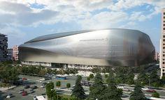 Confira como vai ficar o estádio do Real Madrid
