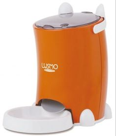 Lusmo Automatic Pet Feeder - English Ver. Arduino R3, Automatic Cat Feeder, Pet Feeder, School Gifts, English, Gift Ideas, Pets, Animals, English English