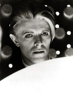 David Bowie {Goodbuy my Thin White Duke ...}