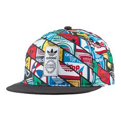 3fd69932b4 adidas Tongue Labels Men s Snapback Cap