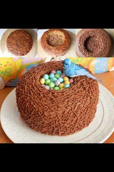 Easy cake decore