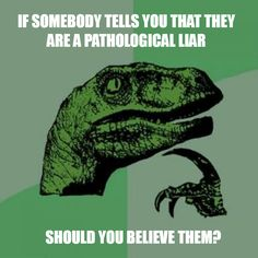 Philosoraptor Meme: Great Question For Psychology Students Version. Click on image or GO HERE --> www.all-about-psychology.com for free psychology information & resources. #psychology