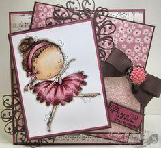 Ever After Papercrafts: Dance Wendy Burns Designs