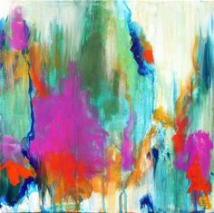 Christine Soccio -- love the colors