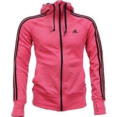 Adidas Go To Fleece Zip Sweatshirts - Womens Rogan's Shoes, Hooded Jacket, Athletic, Adidas, Zip, Sweatshirts, Jackets, Women, Fashion