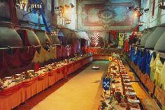 medieval feast halls | Medieval Restaurants of the world