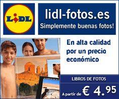Lidl, Pandora, Photo Books, Good Photos
