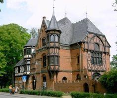 CURB APPEAL – Tudor house