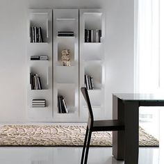 Fifty Bookcase & Cattelan Italia Fifty Bookcase | YLiving