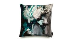 17 Patterns, Nebulous Jade Cushion, Buy Online at LuxDeco