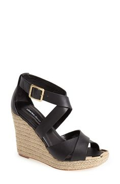 Charles David 'Olympia' Wedge Sandal (Women) available at #Nordstrom