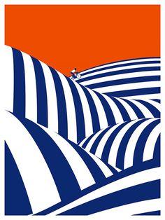 Bold Illustrations by Karan Singh – Inspiration Grid | Design Inspiration