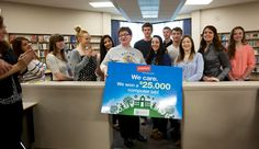 Students who wrote about their #eco initiatives were rewarded with a $25,000 computer lab! Computer Lab, Students, Technology, Education, Kids, Tecnologia, Children, Tech, Boys