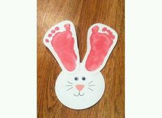 arts n crafts for baby Diy Baby Crafts Ideas Foot Prints 38 Best Ideas Wedding Location: Selecting T Easter Crafts For Toddlers, Daycare Crafts, Easter Activities, Easter Crafts For Kids, Baby Crafts, Toddler Crafts, Preschool Crafts, Infant Crafts, Easter For Babies