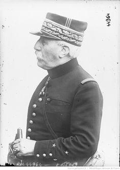 Général [de] Castelnau [portrait] : [photographie de presse] / [Agence Rol]