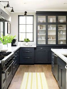 Modern Kitchen Cabinets - CHECK THE IMAGE for Various Kitchen Cabinet Ideas. 53425342 #kitchencabinets #kitchenisland