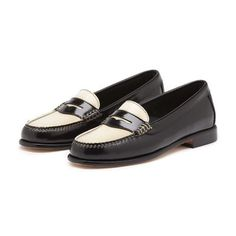 Bass Two-tone Loafers http://ghbass.com/shop/womens/footwear/loafers-weejuns/2-tone-weejuns_3976_001.html