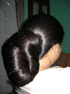 36 Ideas for haircut bob curly perms Beautiful Buns, Beautiful Long Hair, Gorgeous Hair, Amazing Hair, Pretty Hair, Super Long Hair, Big Hair, Long Indian Hair, Bun Hairstyles For Long Hair