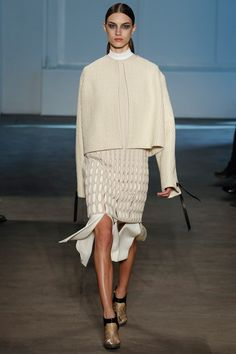 Derek Lam Fall 2014 RTW - Runway Photos - Fashion Week - Runway, Fashion Shows and Collections - Vogue