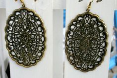 Lace Metal by stylebandit on Etsy, $8.00