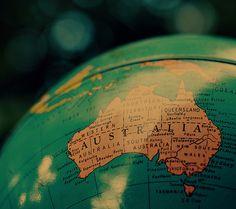 Nibduck loves Australia