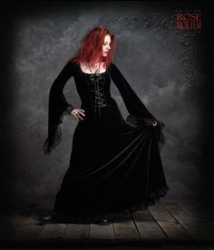 Angelique Gothic Gown