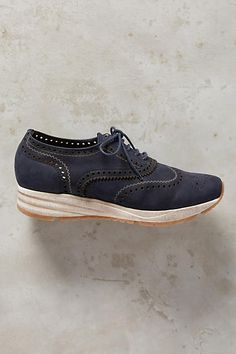 KMB Nadine Cutout Sneakers - anthropologie.com