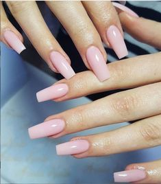 jenner Nails 78 Hottest Classy Acrylic Coffin Nails Long Designs For Summer Nail Color - pink Classy Acrylic coffin nails design, Coffin nails long ideas, Sparkle glitter acrylic coffin nails with rhinestone, Gel coffin nails for summer nails, Light Pink Acrylic Nails, Pink Gel, Nail Pink, Long Square Acrylic Nails, Light Nails, Coffin Nails Long, Long Nails, Stiletto Nails, Short Nails