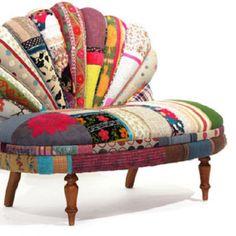 Bokja Design, Amazing Upholstered Fabric CSF
