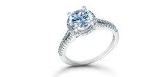 Unusual Engagement Rings #wedding #weddinginspiration #engagementrings