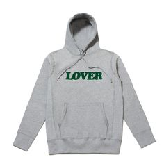 Long awaited new premium cotton fleece Bianca Chandon Lover Hooded Sweatshirt!
