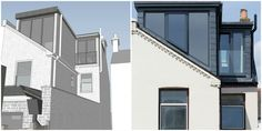 Ideas For Kitchen Loft Conversion Victorian Terrace Loft Conversion Victorian Terrace, Loft Conversion Balcony, Loft Conversion Plans, Loft Conversions, Loft Room, Bedroom Loft, Master Bedroom, Edwardian Haus, Victoria Terrace