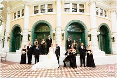 Wedding Party style.  See more >>> http://blog.nathanieledmunds.com/2014/09/05/lauren-michael/