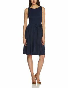 Gant Women'S Sleevelessdress - Blue - Blau (Evening Blue) - 18 (Brand Size: Xxl) Gant,http://www.amazon.co.uk/dp/B00GOSLMIQ/ref=cm_sw_r_pi_dp_sgKDtb162Z9NGBMK