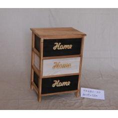 Fiókos szekrény Home Nightstand, Magazine Rack, Storage, Furniture, Home Decor, Purse Storage, Decoration Home, Room Decor, Larger