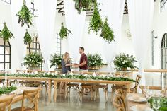 I am beyond excited to finally share Dehan & Roelandi's wedding day! Picture perfect from begging to end. Green Wedding, Fall Wedding, Wedding Colors, Rustic Wedding, Weding Decoration, Church Wedding Decorations, Industrial Wedding, Shades Of Green, Green And Gold