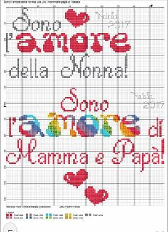 Donia, Cross Stitch Baby, Stitch Design, No One Loves Me, Cross Stitching, Crochet Baby, Projects To Try, Bullet Journal, Letters