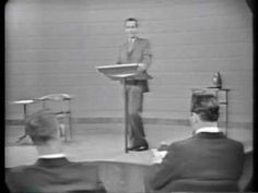 Clip from the 1st 1960 presidential debate between Senator John F. Kennedy (D-MA) and Vice President Richard Nixon (R-CA). Held on September 26, 1960, it was...